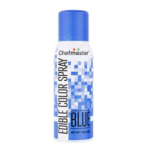 Edible Colour Spray - BLUE