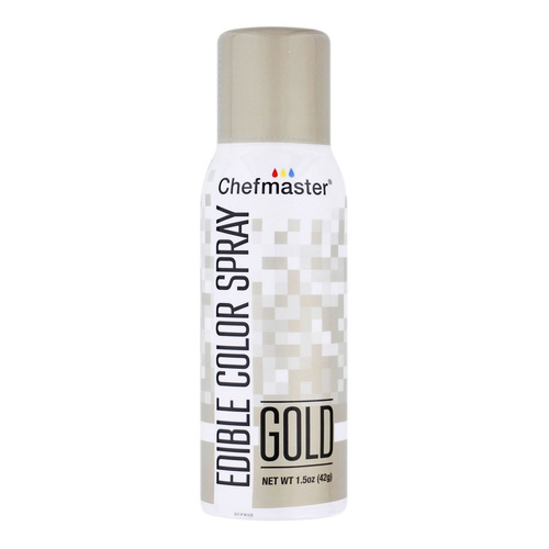 Edible Colour Spray - GOLD
