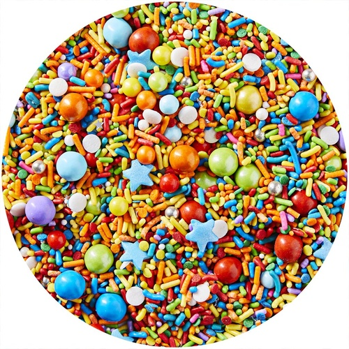 Party Animals Deluxe Sprinkles 120g