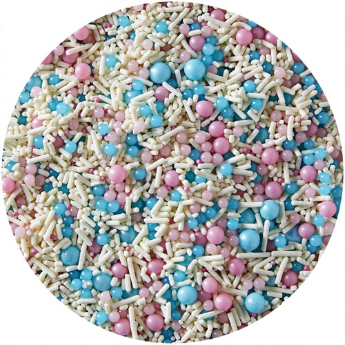 Gender Reveal Deluxe Sprinkles 120g