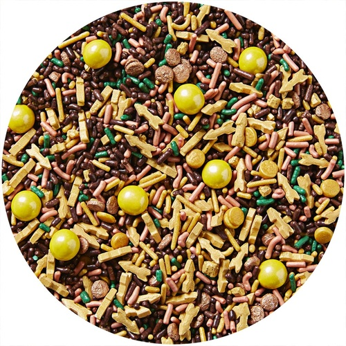 WOODLAND PARTY Deluxe Sprinkles (120g)