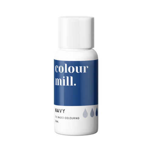 NAVY Colour Mill Oil Based Colouring - 20mL