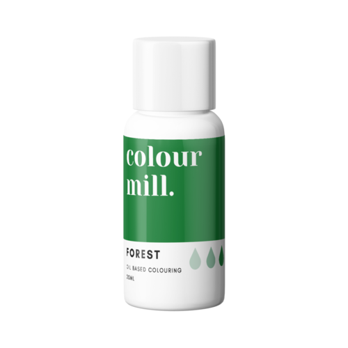 FOREST Colour Mill Oil Based Colouring - 20mL
