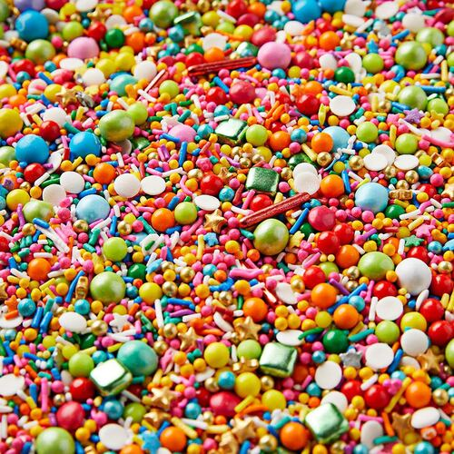 PINATA PARTY Deluxe Sprinkles 120g