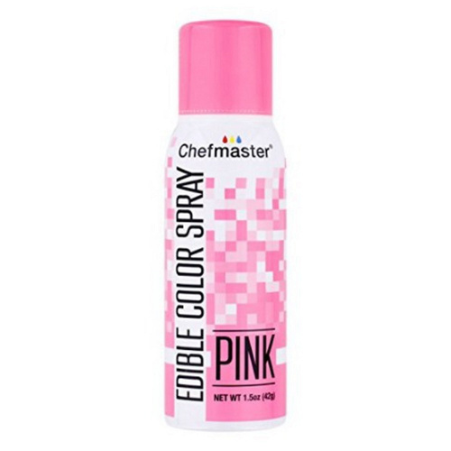 Edible Colour Spray - PINK
