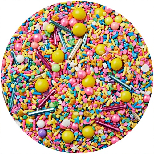 Pool Party Deluxe Sprinkles 120g